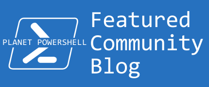 Planet PowerShell Blog